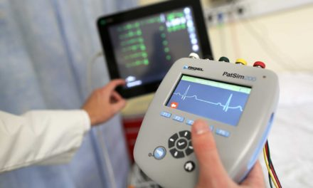 New medical device designed by Teesside University academic