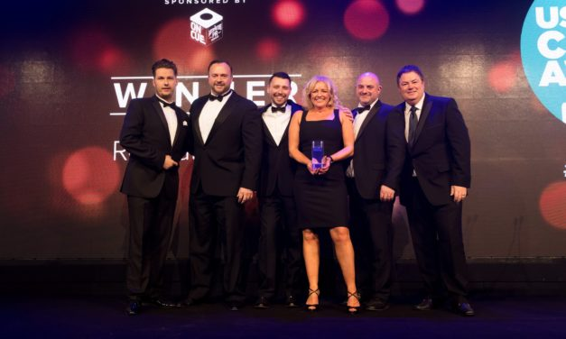 Newcastle car dealer rounds off record year with national award win