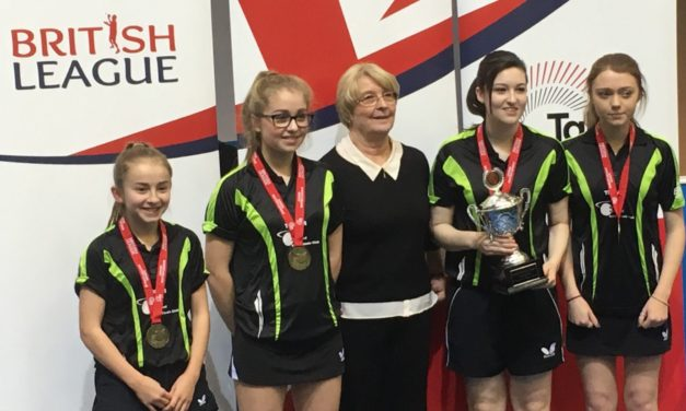 British League Title for Bishop Auckland