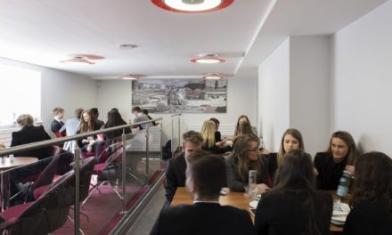 Sixth Form Centre prepares to open its doors to region's youngsters