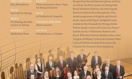 Northern Sinfonia at Middlesbrough Theatre