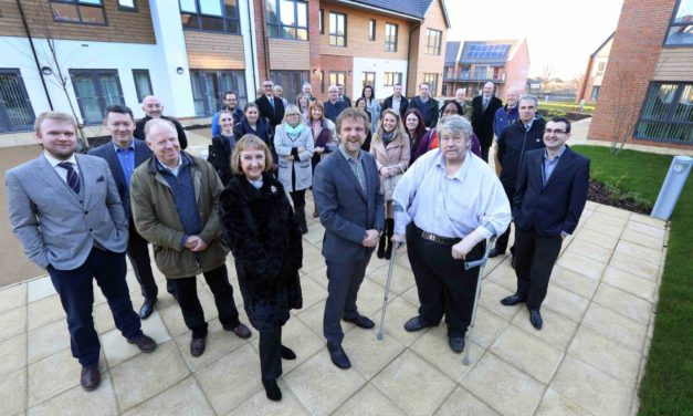 Thirteen showcases a new way of supported living in Eston