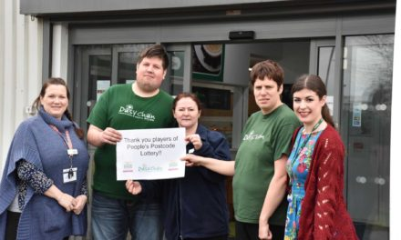 Autism Families give a Million Thanks to Postcode Lottery Support