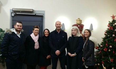 Inspired Outsourcing raises over £15K for charity