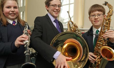 Army band to spend day with young musicians