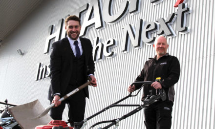 Family-run maintenance firm wins contract with Hitachi Rail Europe