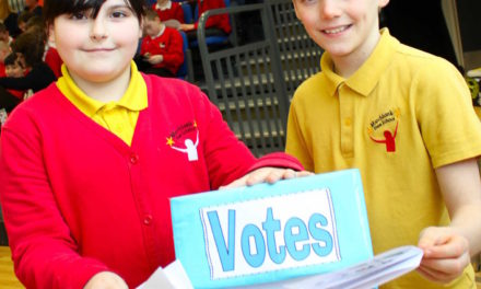 Young readers vote for best book in national Blue Peter competition