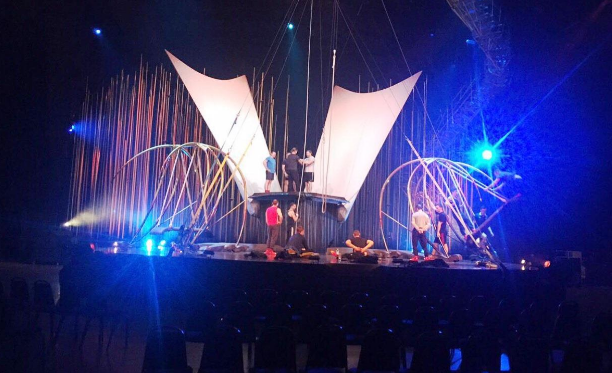This Week: The Spectacular Cirque Du Soleil Seize Metro Radio Arena