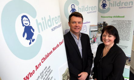 Children's charity planning for growth in 2017