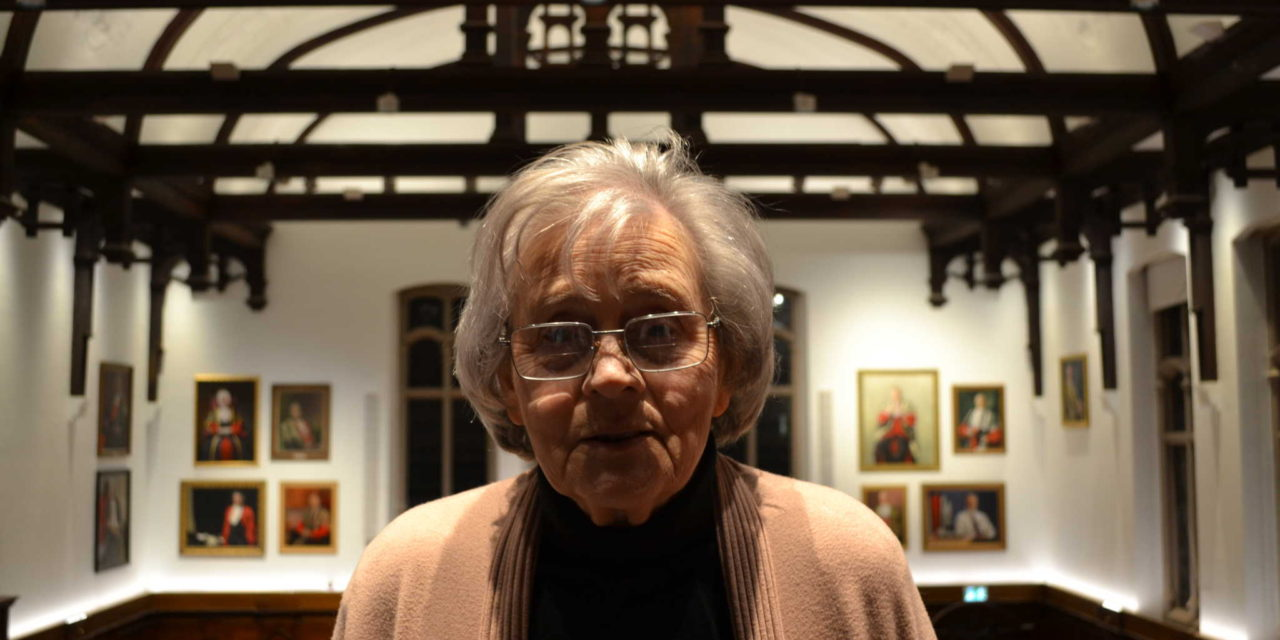 Holocaust survivor opens the Brundibár Arts Festival