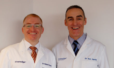 Two top North East dentists in line for awards