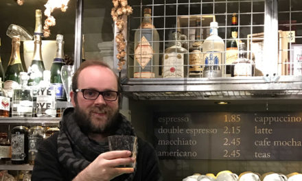Tipples with history at North East bar