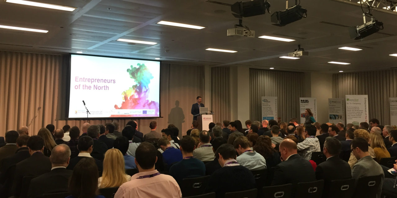 Pitching event gives NE businesses access to London investors