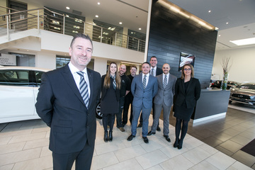Newcastle's Infiniti Centre the best in Northern Europe
