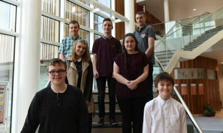 Seven in the running to be the next Member of Youth Parliament