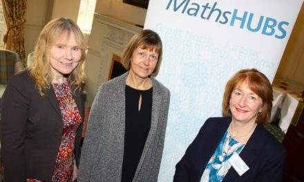Numbers add up for North East maths hub