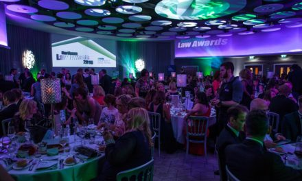 Northern Law Awards secures Main Partner for 2017 event