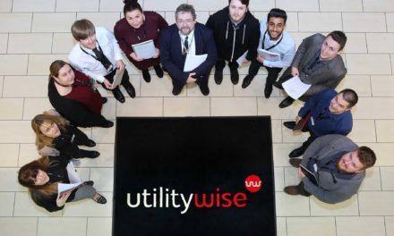 Finance apprenticeships hailed by fast-growing Utilitywise