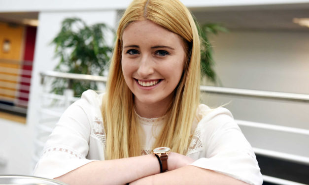 Twin's diagnosis is inspiration for Teesside student