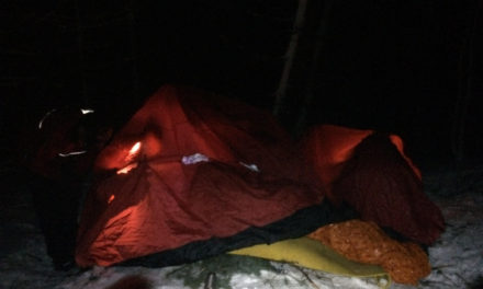 Mountain Rescue Press Release: Dramatic rescue of 10 walkers on wintery Windy Gyle