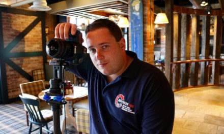 Seahouses photographer's new business takes websites to the next level