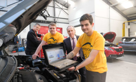 New kit helps drive students ahead