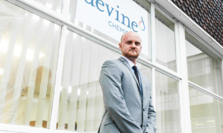 Devine Chemicals appoints new sales manager