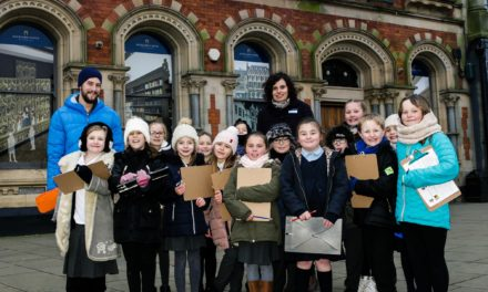 School Students Explore Their Local History