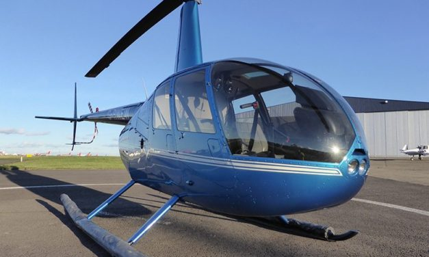 PTT Aviation add helicopter flight experiences to their offering at Durham Tees Valley school