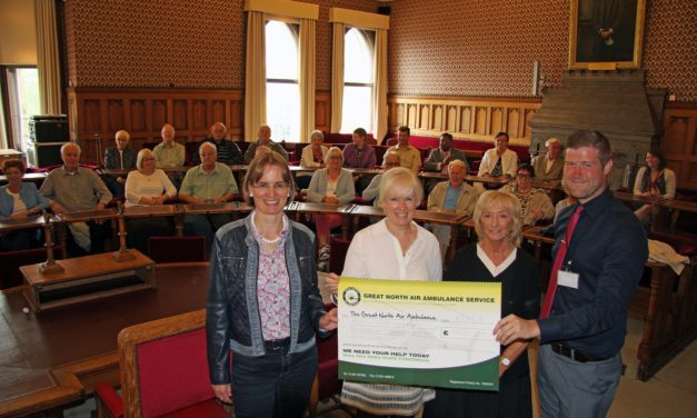 Town twinning group welcoming new members