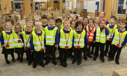 Budding builders get a taste of construction