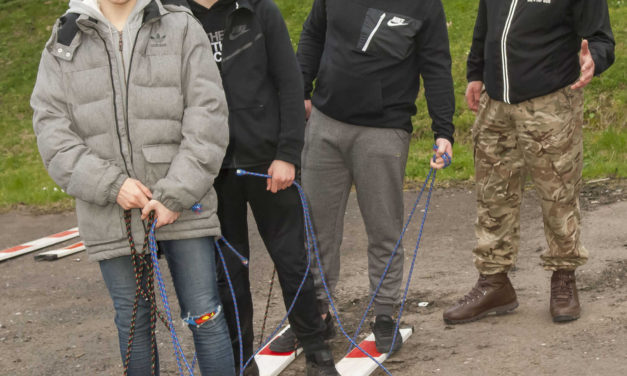 Blyth youths given help with Life Skills