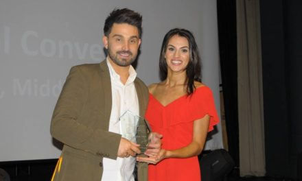 Winner of Stylist of the Year – English Hair & Beauty Awards 2017