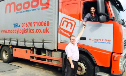 Apprentice Driver Wins Drive of the Year Award