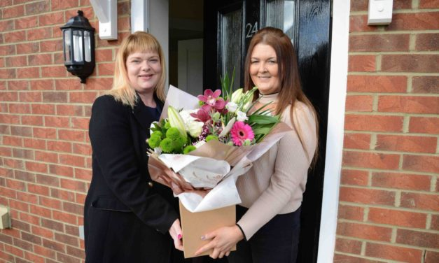 Stainton development welcomes first shared ownership buyer