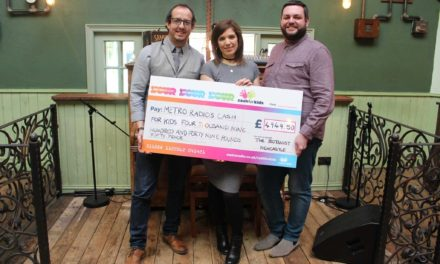 The Botanist shows its Fundraising Spirit for Cash for Kids