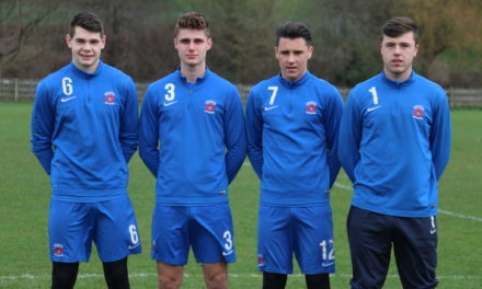 Four Young Players Sign Professional Deals