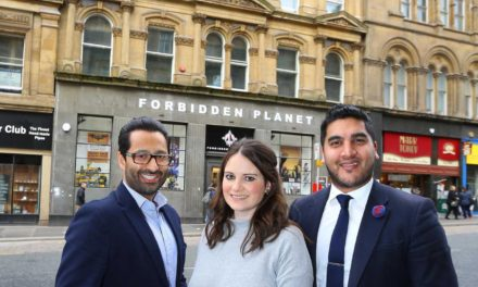 Sintons enables Forbidden Planet move