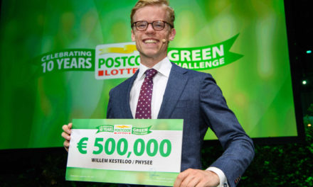 Combat climate change and win €500,000