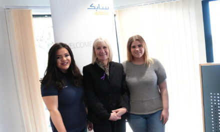 SABIC hosts Tees industry reps for International Women's Day