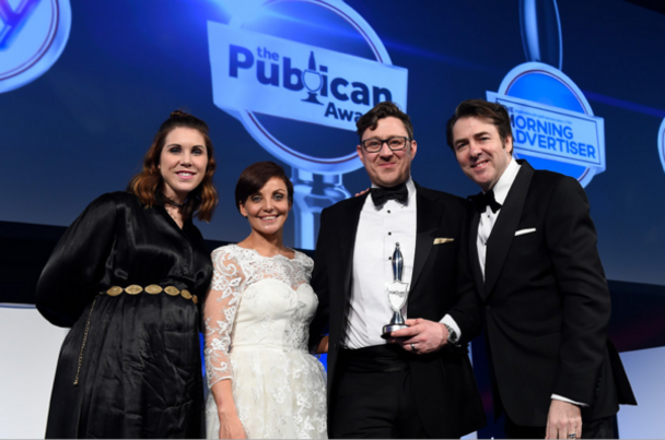 North East pub chain wins top award