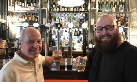 Bar quenches thirst of gluten-free guests