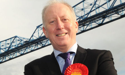 Andy McDonald Middlesbrough MP and Shadow Secretary of State for Transport warmly welcomed Shadow Chancellor John McDonnell's fulsome support for the North East