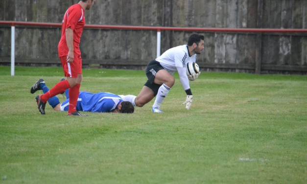 Ex-North Shields goal keeper joins Blyth Town FC First Team