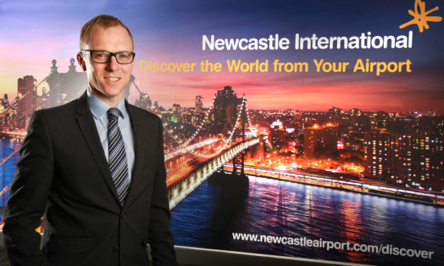 Newcastle International: Airport announces new Chief Executive