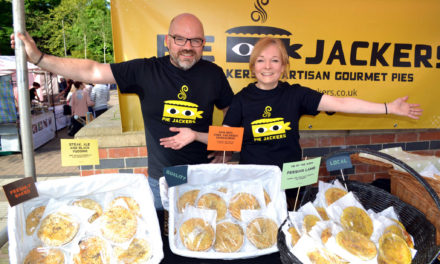 Teesside artisan pie company picks up two golds at British Pie Awards