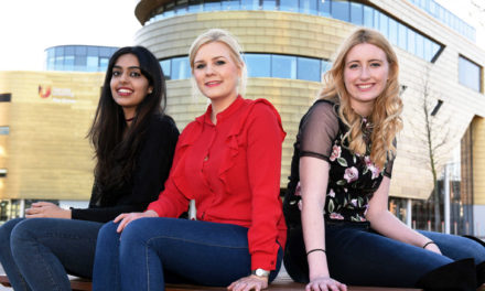 Three Teesside students to present research in Parliament