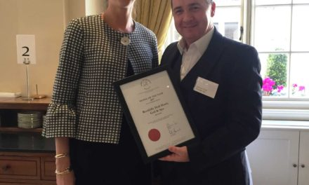 Rockliffe Hall wins another top accolade