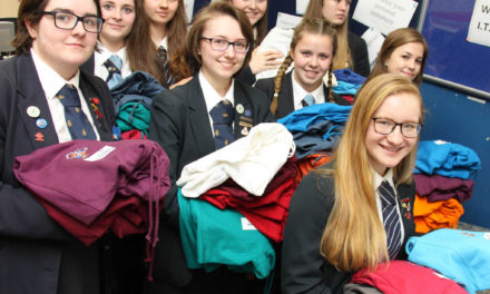 Students raise more than £1100 for Prince's Trust