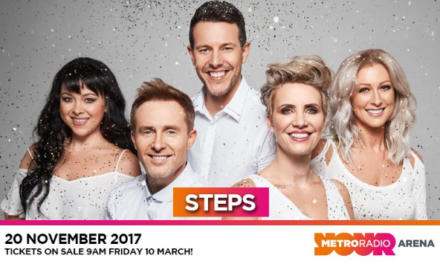 Steps Announce 2017 Arena Tour with Special Guests Vengaboys
